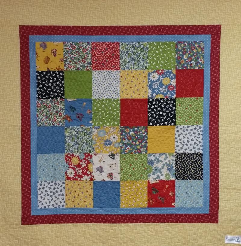 Quilt Guild Project Ideas : Starlight Quilter s Guild - Countryside Christian Church - Project Linus